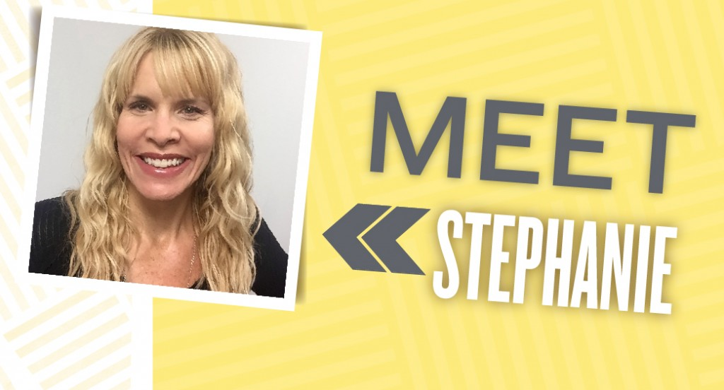 Meet the Team: Stephanie