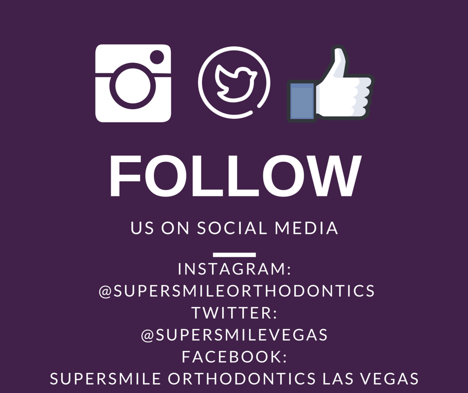 Follow #SuperSmileOrthodontics