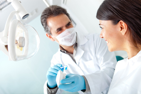 Are you visiting the dentist during your orthodontic treatment?