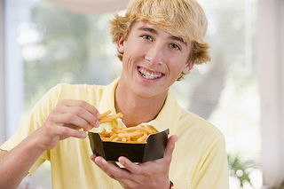 Foods that are safe for braces