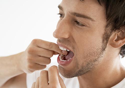 Help! My gums hurt when I floss!