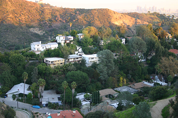beachwood canyon ca