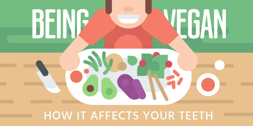 How Being Vegan Affects Your Teeth