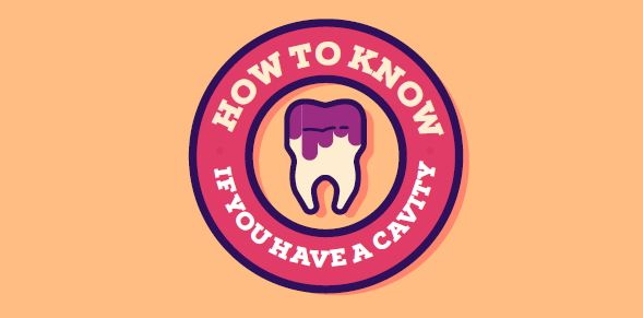 How to know if you have a dental cavity