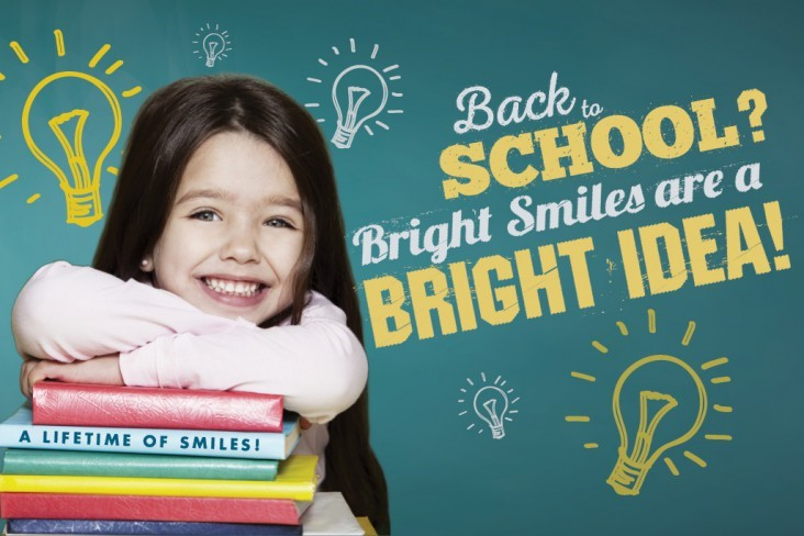 Tips from your Family Dentist for Back to School Dental Care