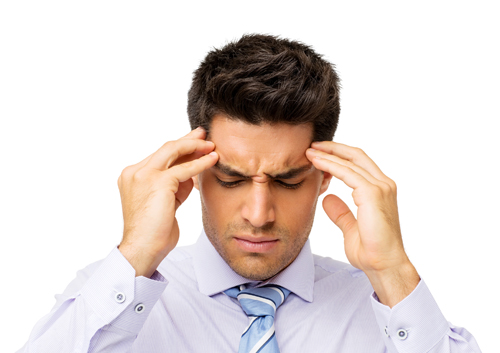 The increasing frequency of headaches eventually leads to daily, continuous headache