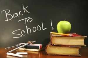 How to care for your teeth during that busy back-to-school time of year.