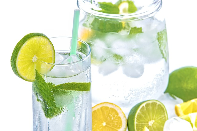 water for teeth health