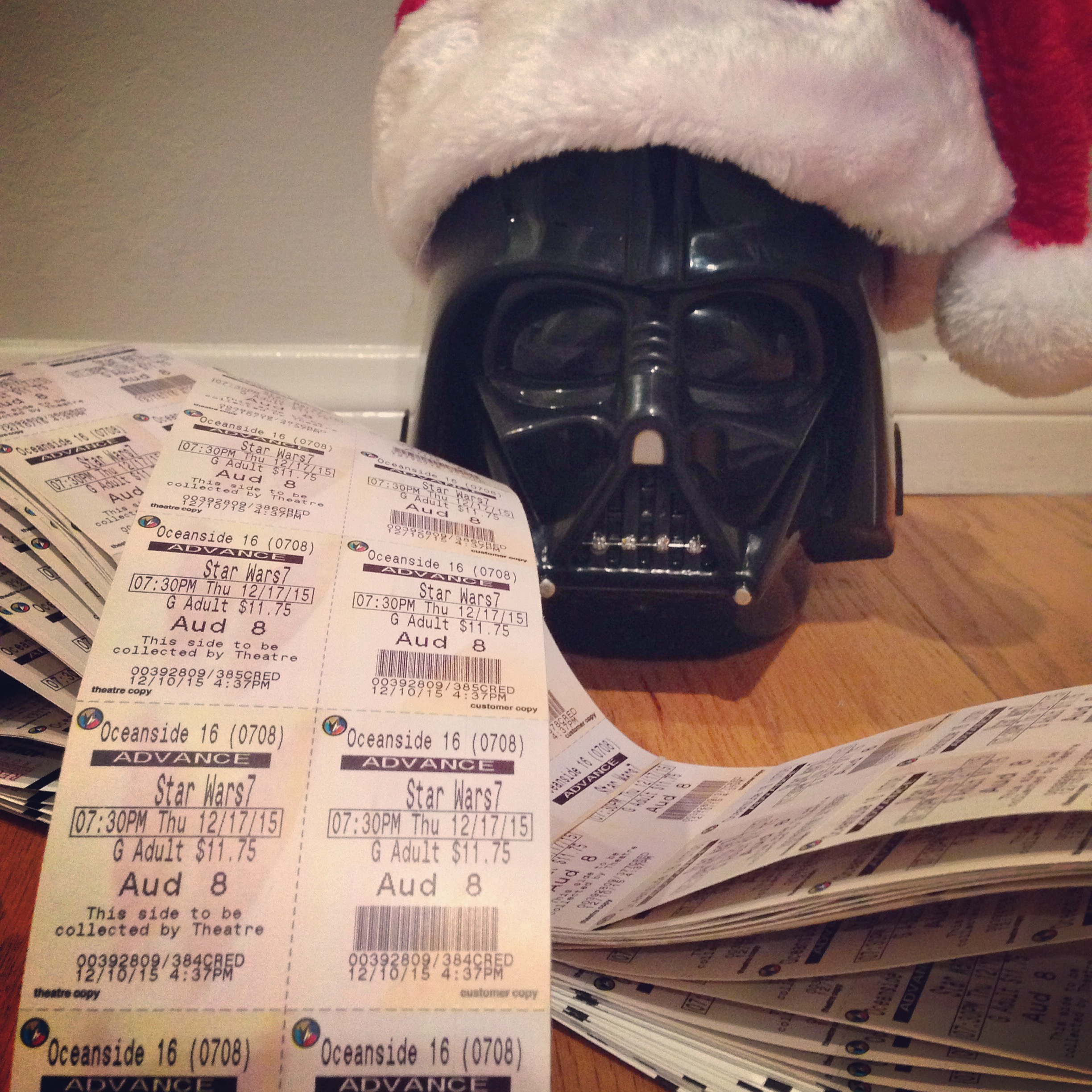 BRACE Yourself for THE FORCE AWAKENS Patient Appreciation